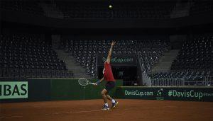 Marius Copil, victorie în 3 seturi cu Granollers