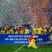 România, învingătoare.  Foto: Cristina Huțu