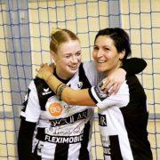 Senocico (dreapta), printre evidențiatele meciului.  Foto: Madalina Donose
