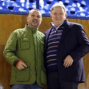 Cu Mircea Barna am fost la Roland Garros...