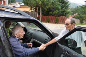 Buşteni: reîntâlnirea cu Mitică Chivu
