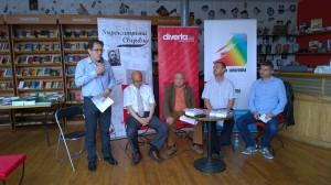 Oamenii care au vorbit despre carte: Sabin Mircea Rus, Demostene Șofron, Puiu Banu, Ovidiu Blag și Alin Fornade