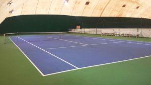 Teren nou la Winners Tennis Club