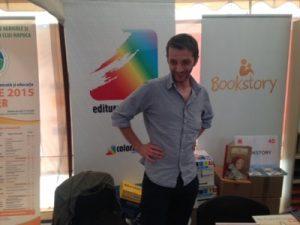 Ca de obicei, Librăria Bookstory și-a arătat disponibilitatea pentru a colabora cu Editura Colorama.