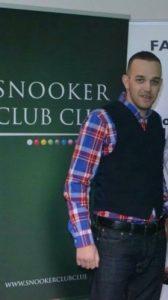 Doru Abrudan, manager Snooker Club Cluj