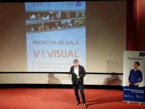 Constantin Trofin, prezentator și realizator al Festivalului