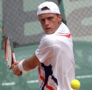 Alex Luncanu Foto: tennisfutures.ro